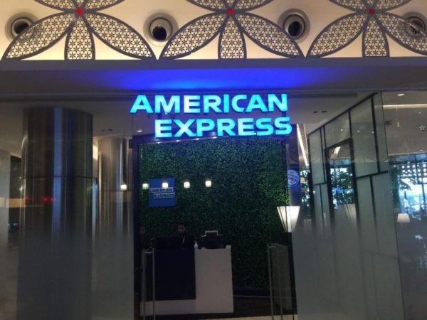 American Express Lounge, Mumbai Airport
