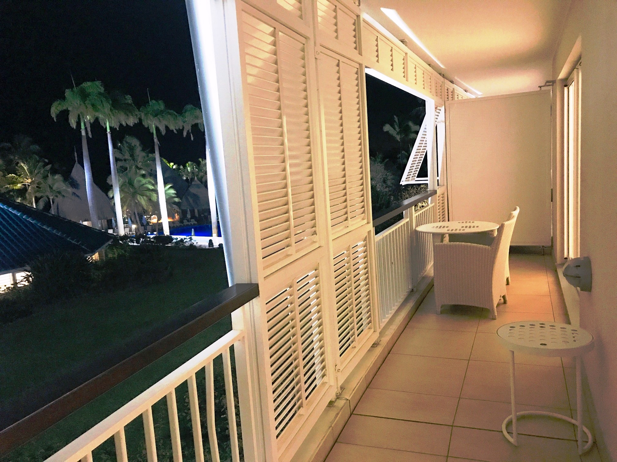 Balcony, The Voyager Suite