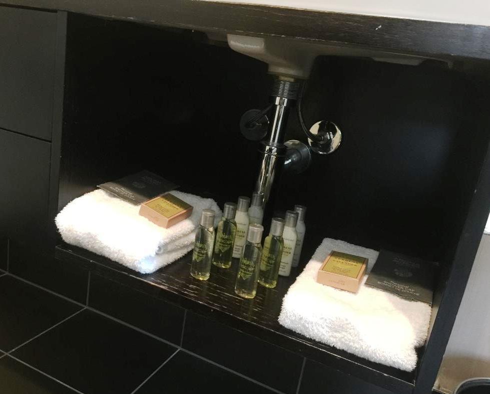 Hilton Queenstown Bath Amenities