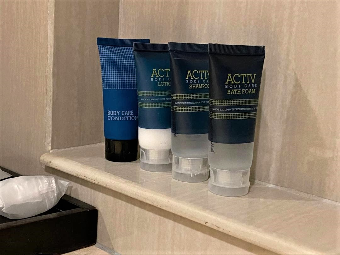 Toiletries, Four Points by Sheraton Bali, Seminyak