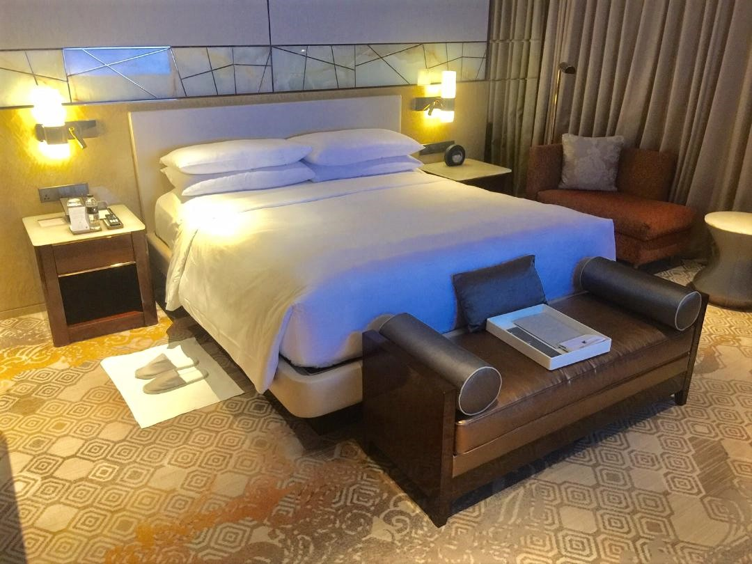 JW Marriott Macau, Executive Suite Bedroom