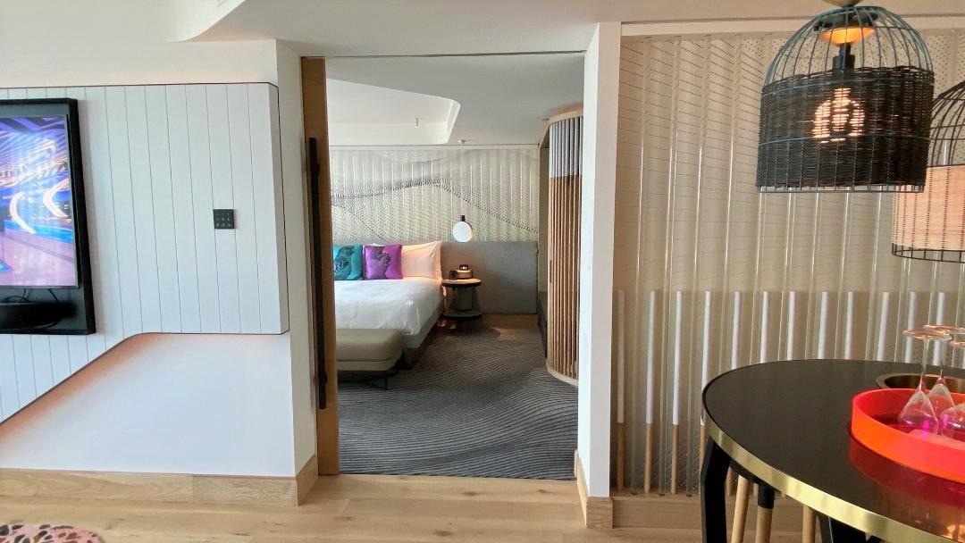 Bedroom access, Fantastic Suite - W Brisbane