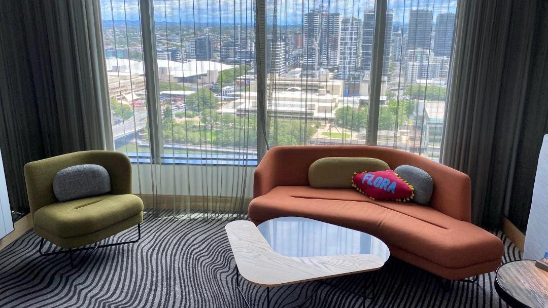 Bedroom Seating, Fantastic Suite - W Brisbane