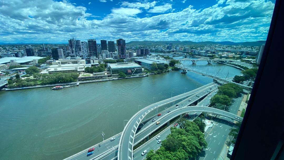 Bedroom View, Fantastic Suite - W Brisbane