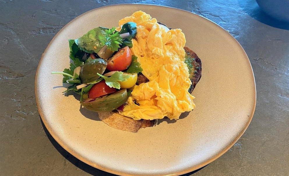 Breakfast - W Brisbane