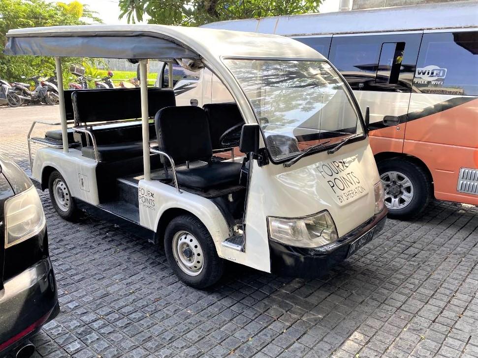 Buggy, Four Points Bali, Seminyak