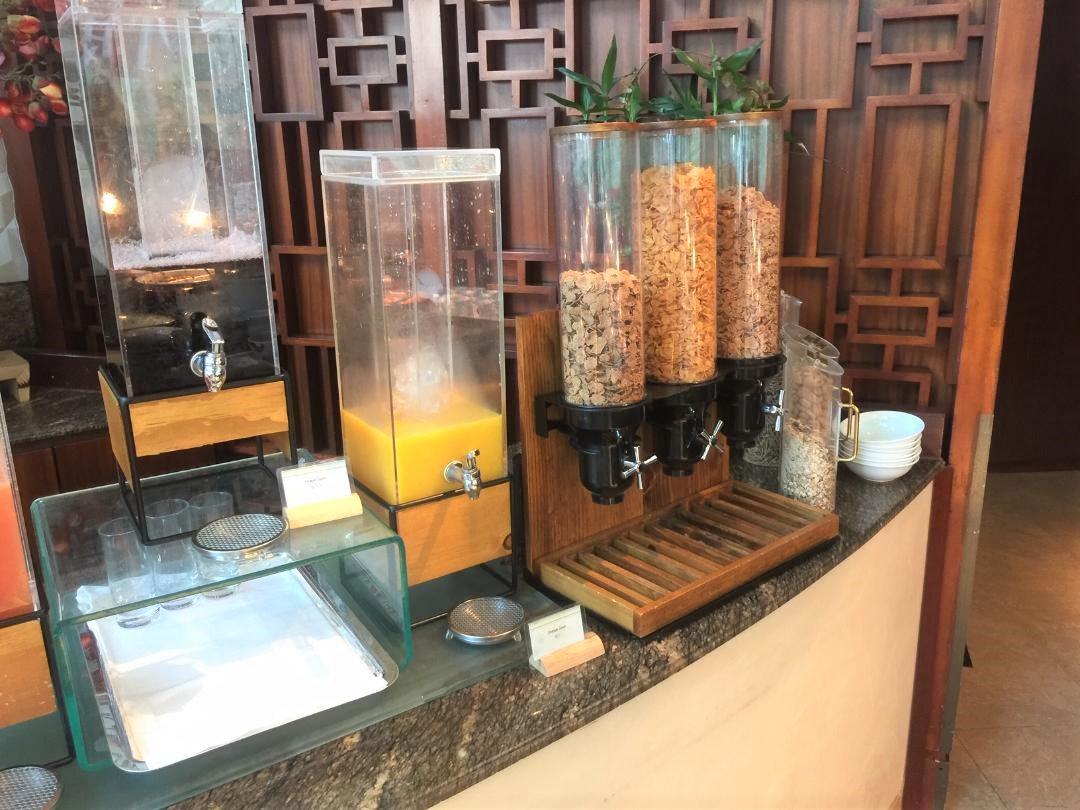 Breakfast, Conrad Hong Kong
