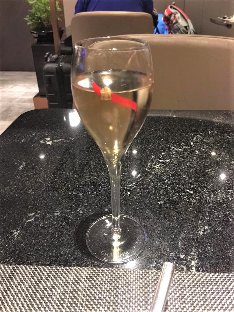 Plaza Premium First Lounge, Drinks