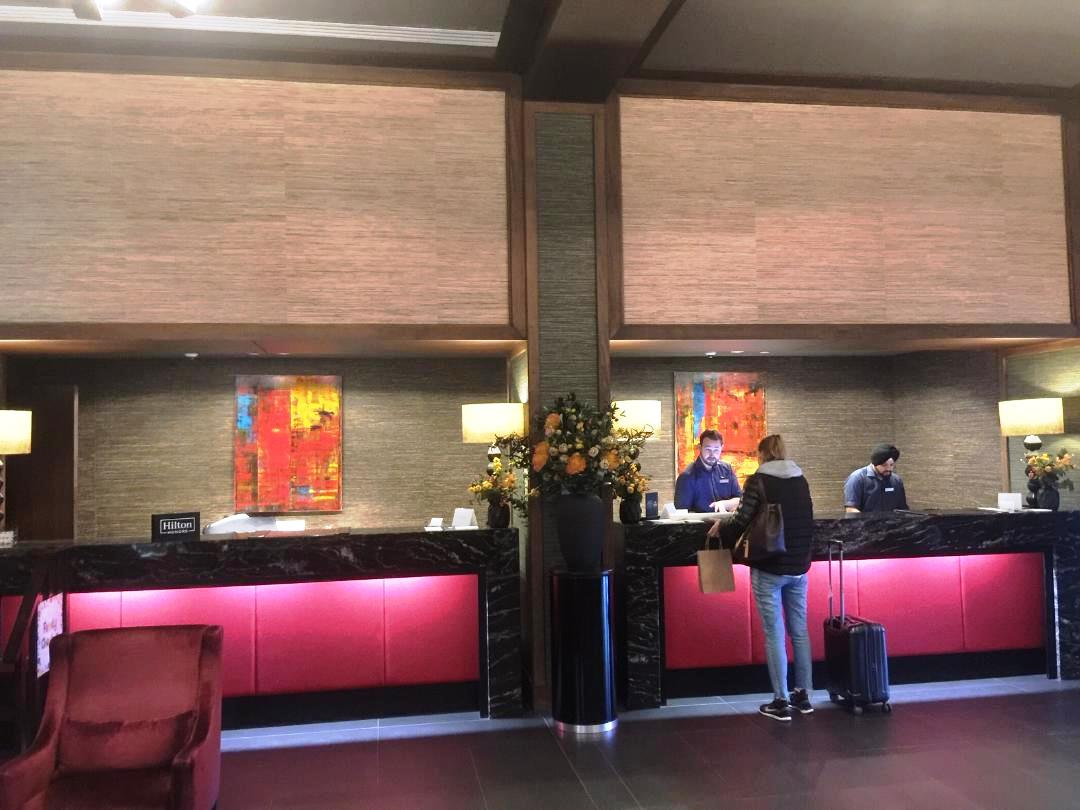 Hilton Queenstown Check-In