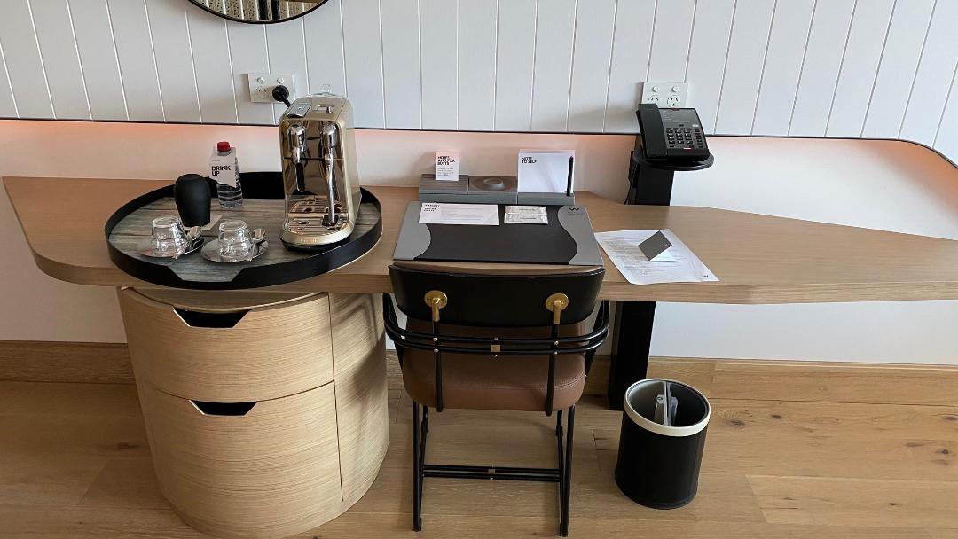 Nespresso coffee-maker, Fantastic Suite - W Brisbane