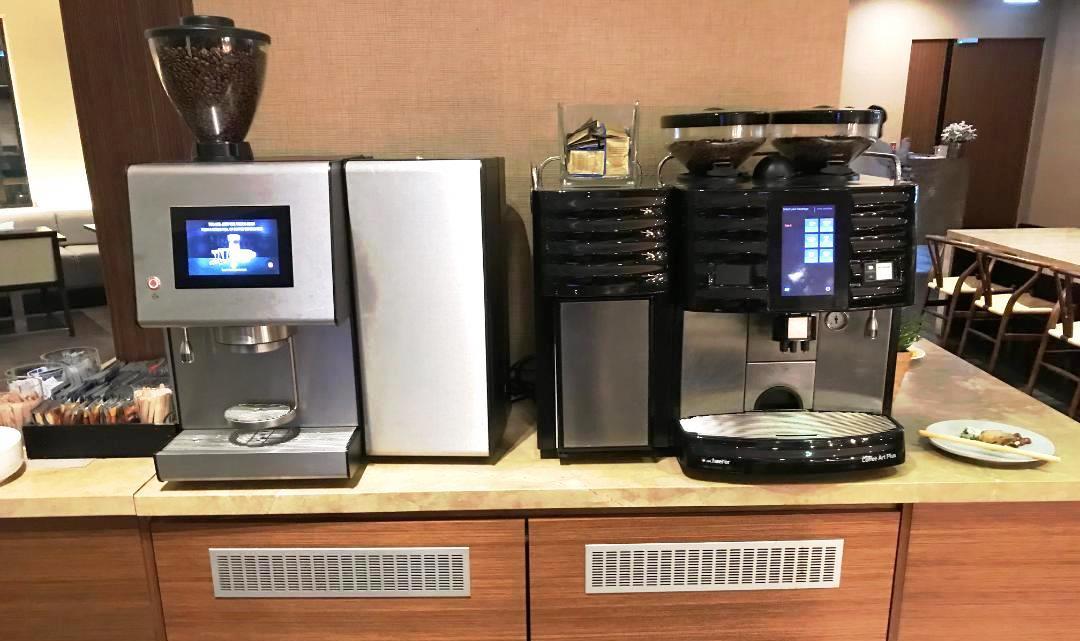 Executive Lounge Coffee Machines