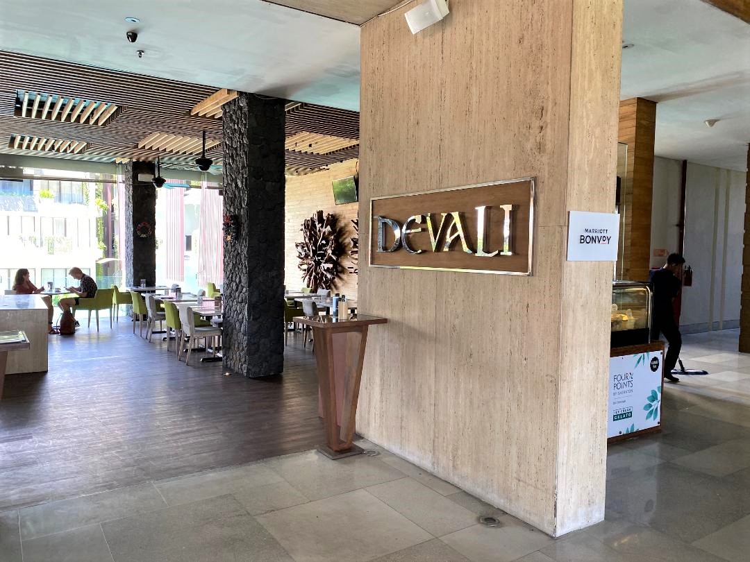 Devali, Four Points Bali, Seminyak
