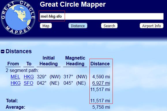 Distance Mapper