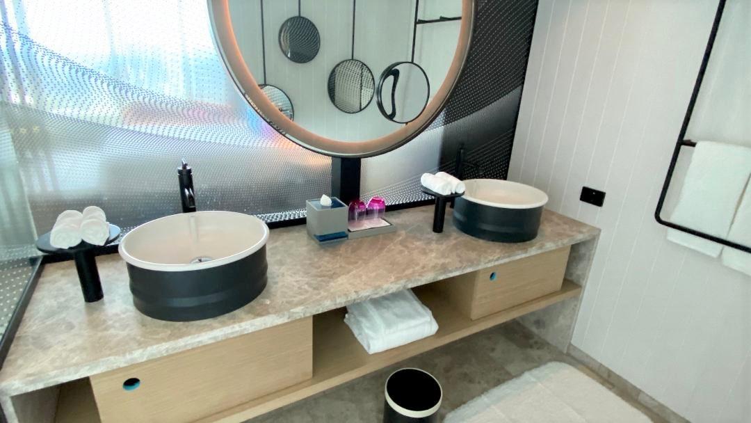 Bathroom, Fantastic Suite - W Brisbane