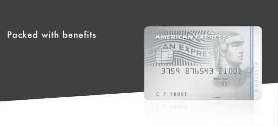The American Express Platinum Edge Card
