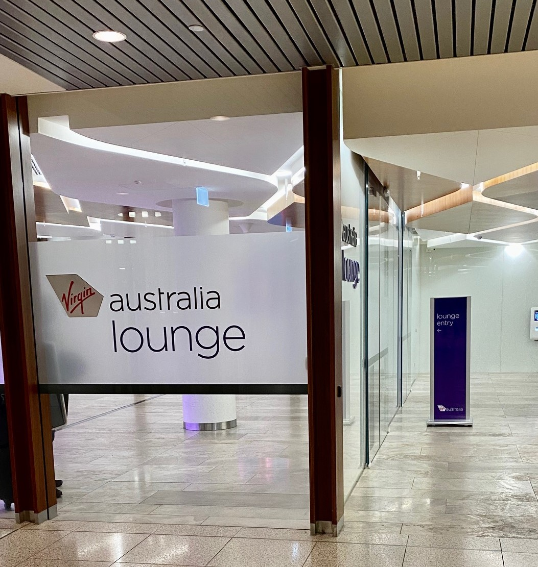 VA Lounge, Perth Airport