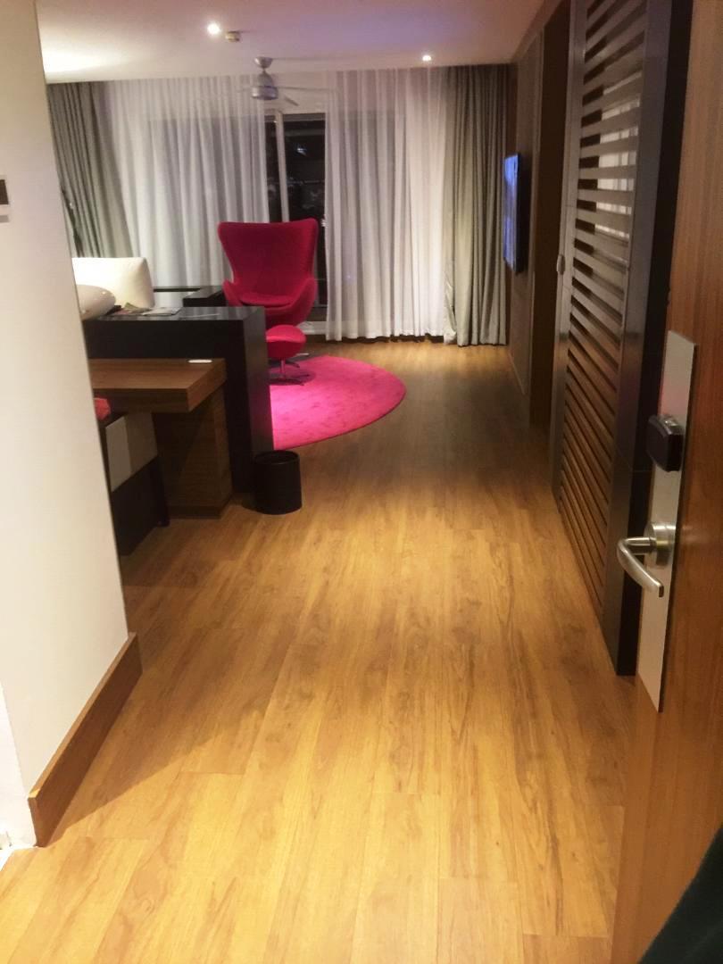 Entryway, Suite 373, Le Merdien Noumea