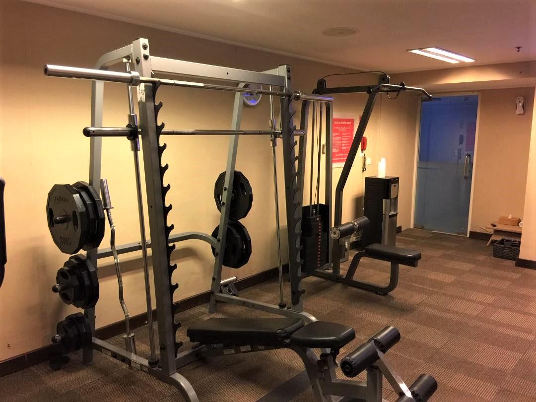 Gym, Four Points Bali, Seminyak