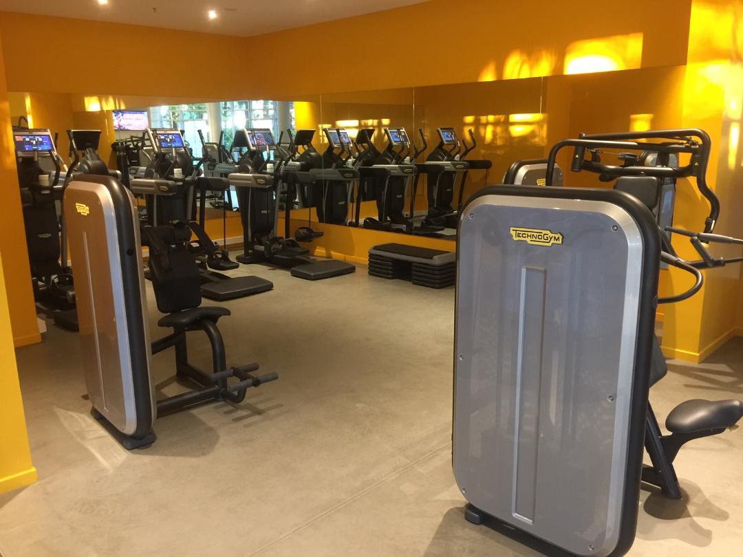 Gym, Le Meridien Noumea