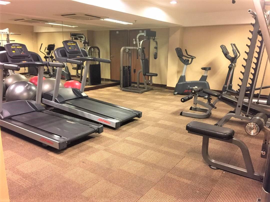Gym, Four Points by Sheraton Bali, Seminyak