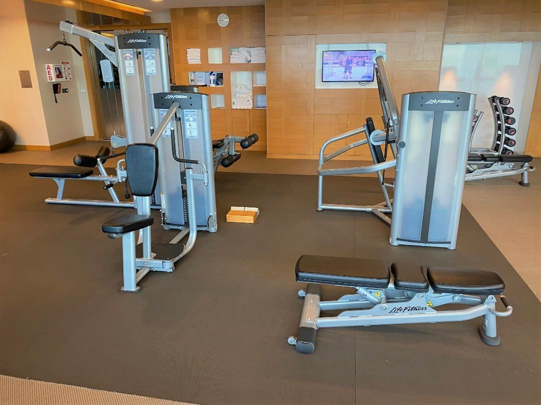 Gym, The Westin Singapore