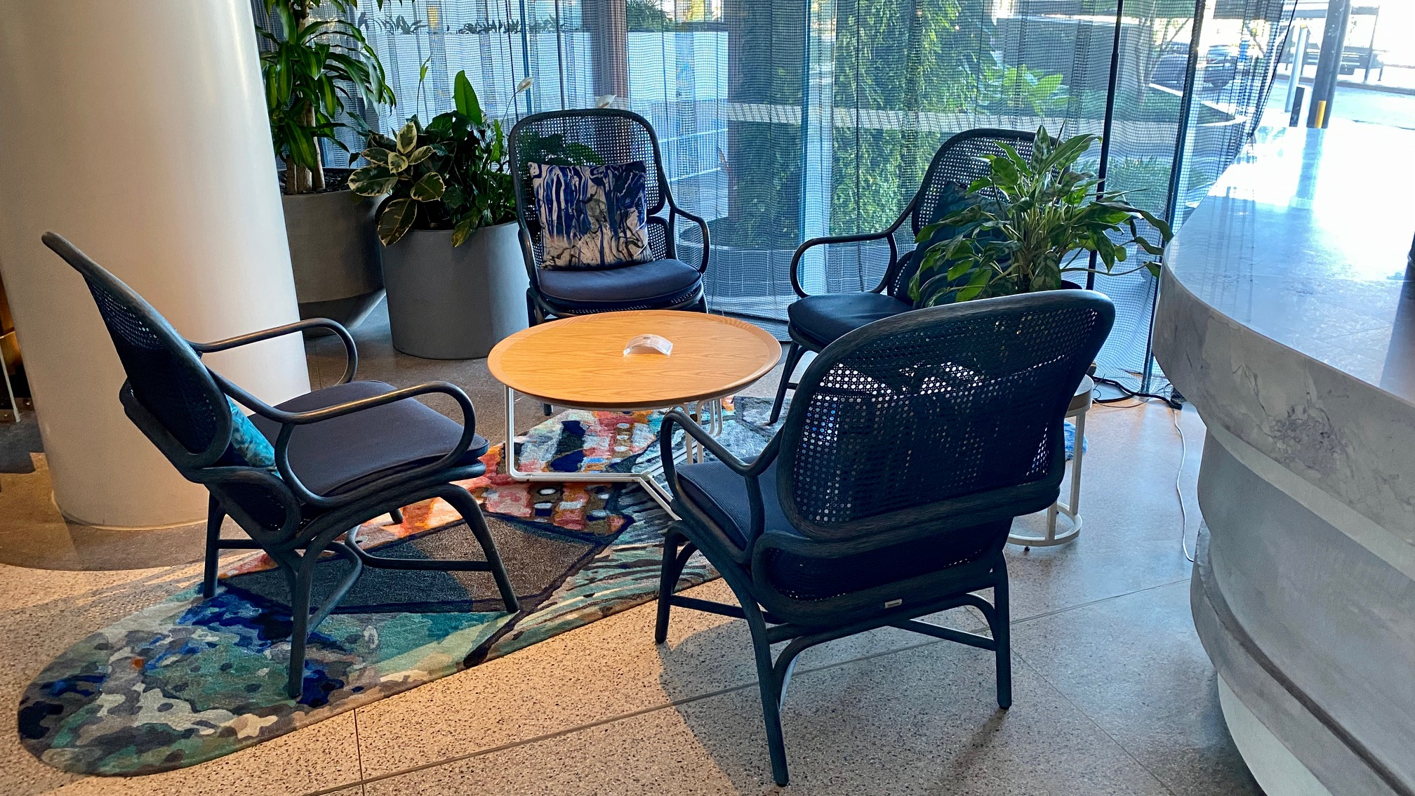 Lobby Seating, W Brisbane