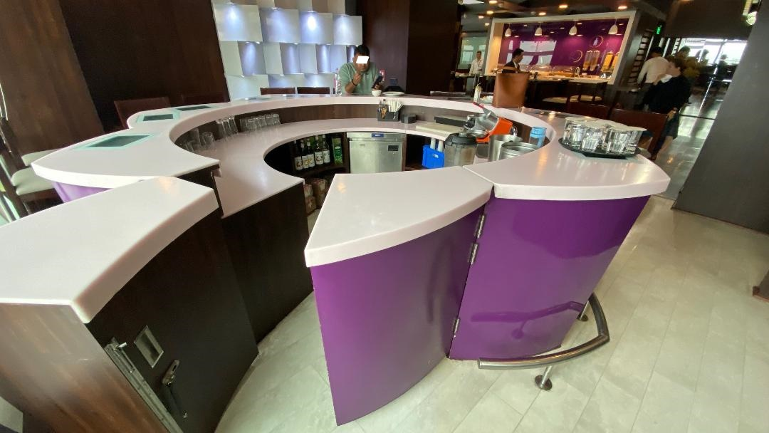 Bar, Air Vistara Lounge Delhi Airport