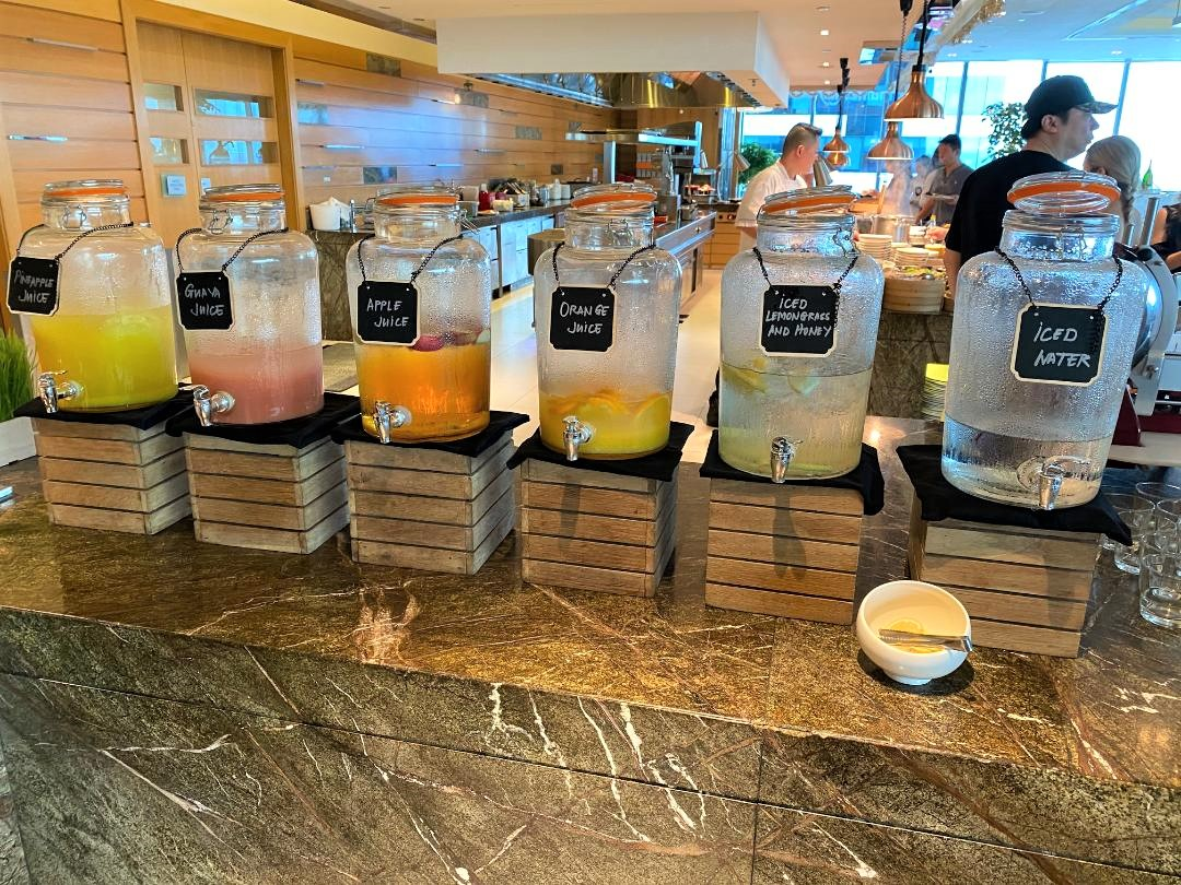 Juice Stand, The Westin Singapore