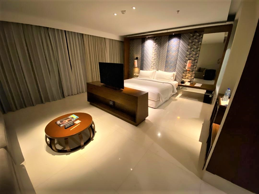 Junior suite, Four Points by Sheraton, Bali Seminyak