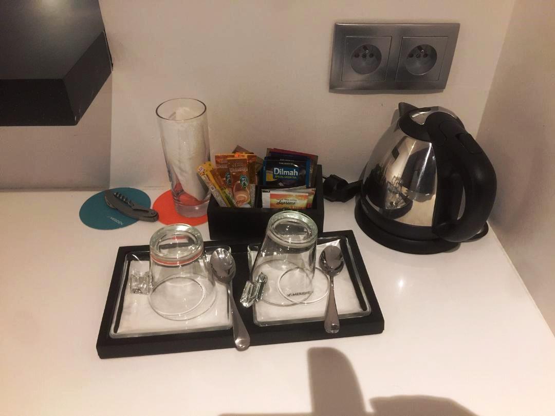 Electric Kettle, tea & coffee supplies