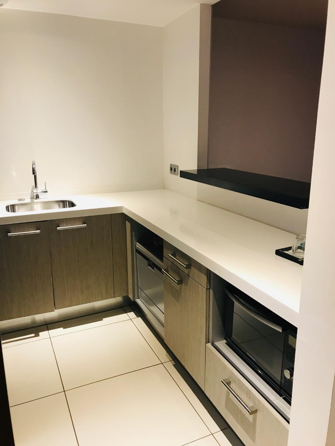 Kitchenette, The Voyager Suite