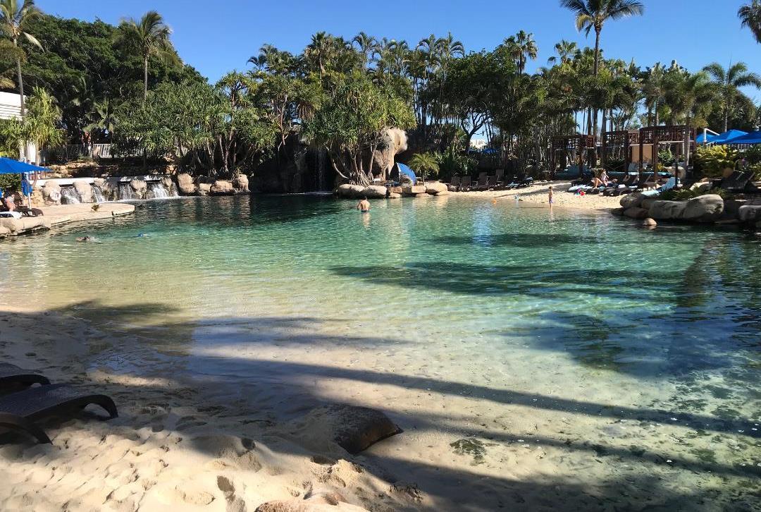 Surfers Paradise Marriott, Lagoon
