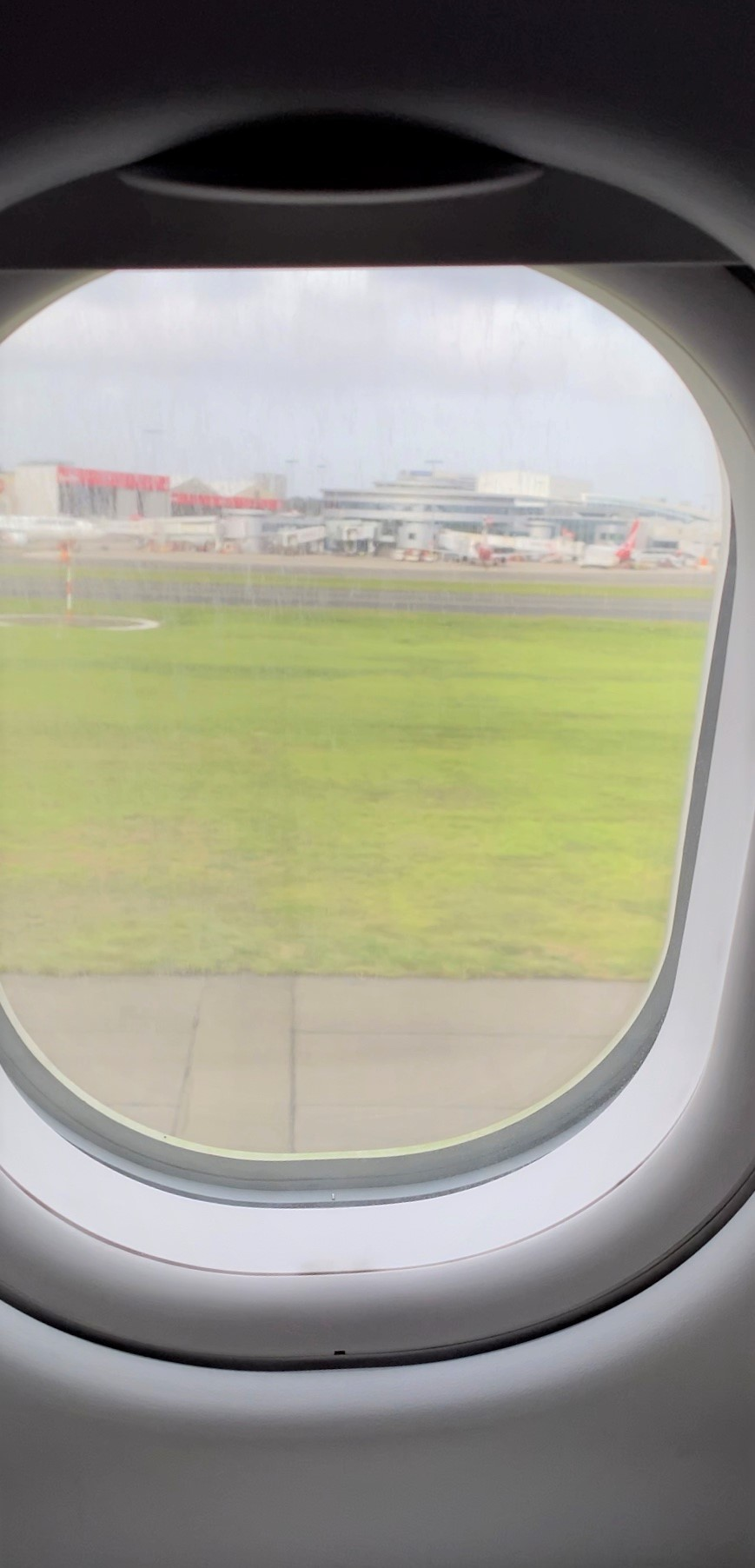 Landing In Perth