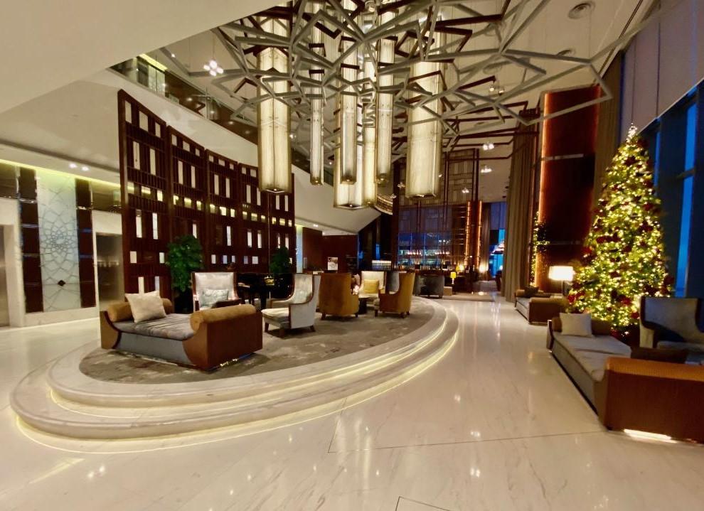 Lobby, The Westin Singapore