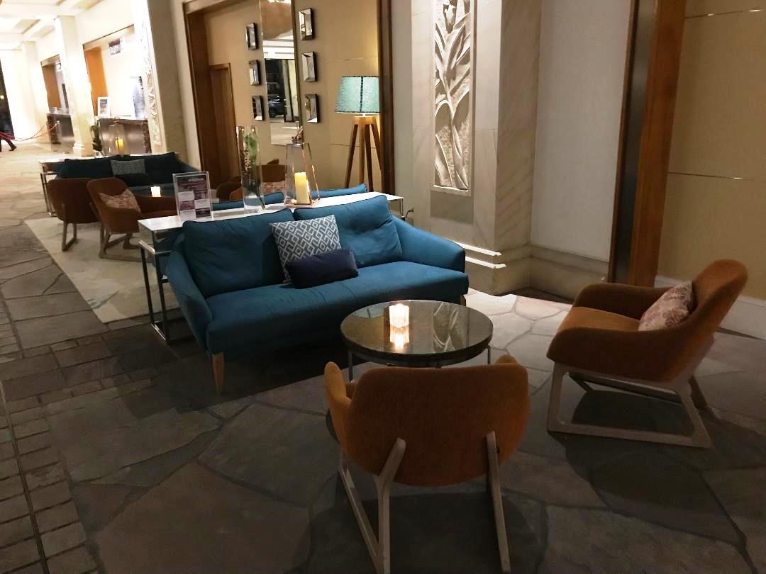 Lobby, Sitting Area
