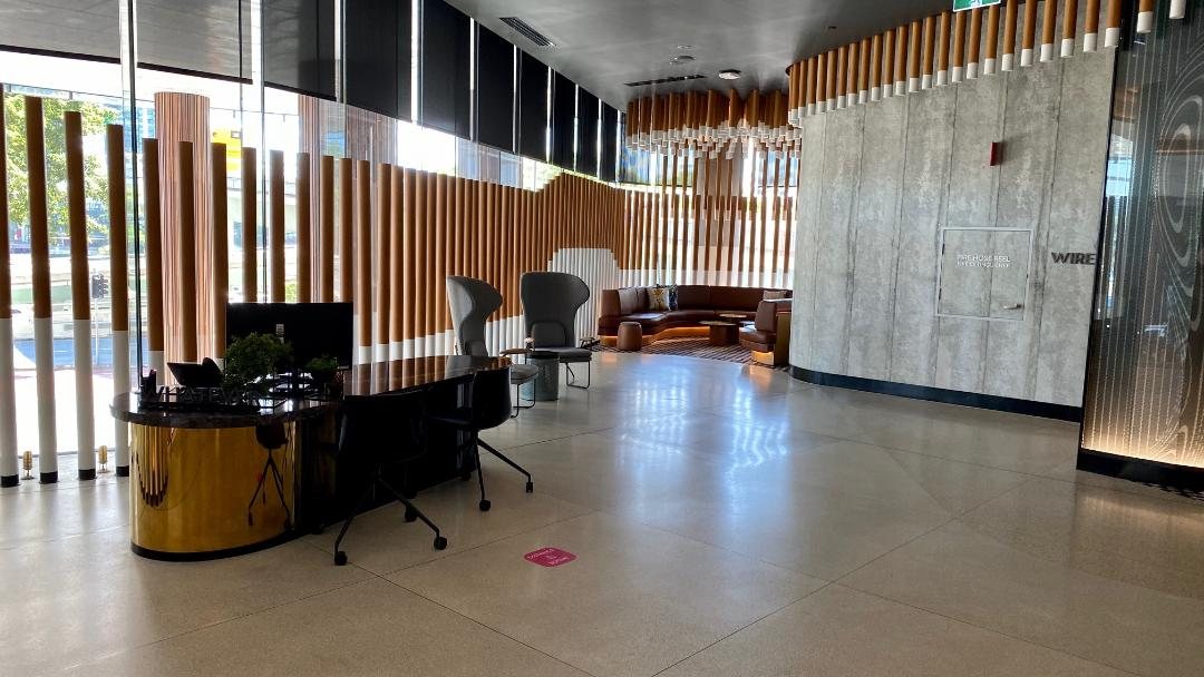 Lobby, W Brisbane