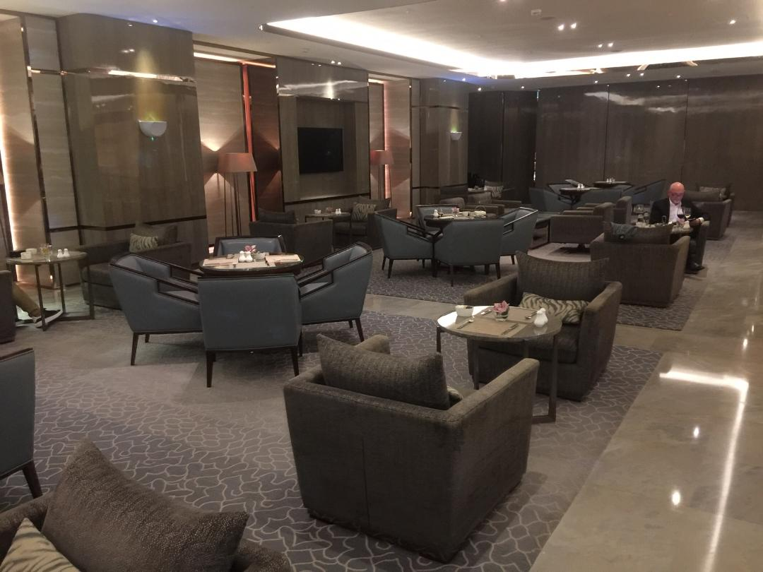 JW Marriott Macau, Executive Lounge Sitting Area