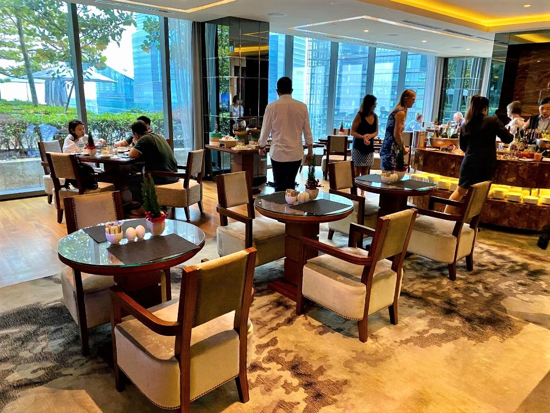 Executive Lounge, The Westin Singapore