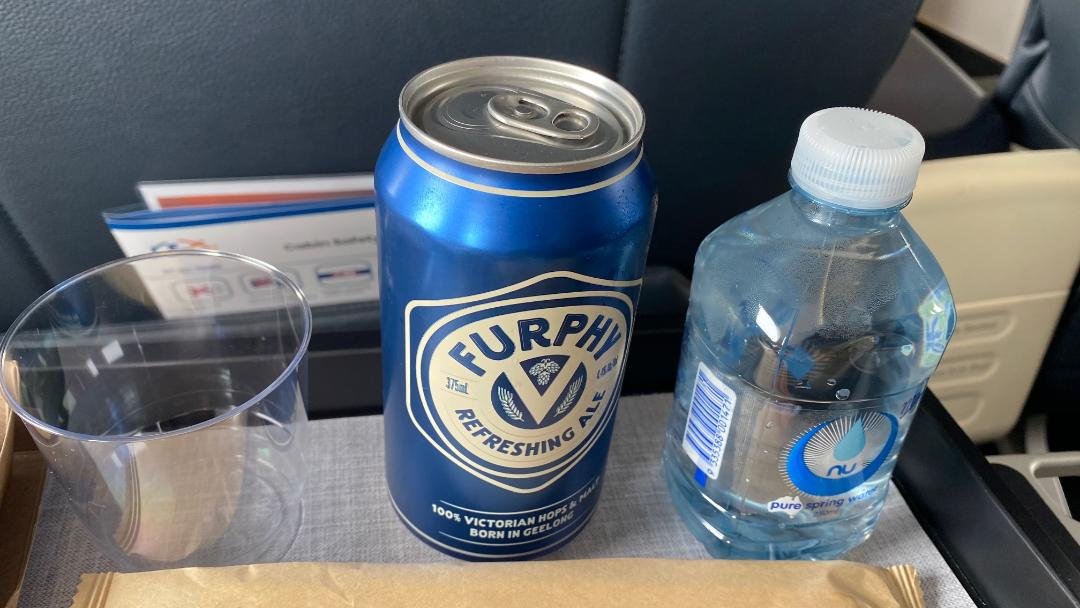 Rex Business Class Beverages