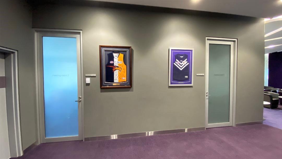 Meeting Rooms, Virgin Australia Lounge - Perth Airport