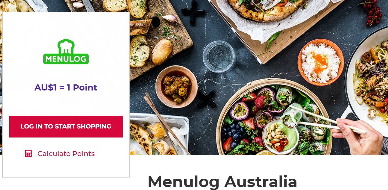 Menulog on Velocity eStore