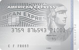 American Express Platinum Edge Card