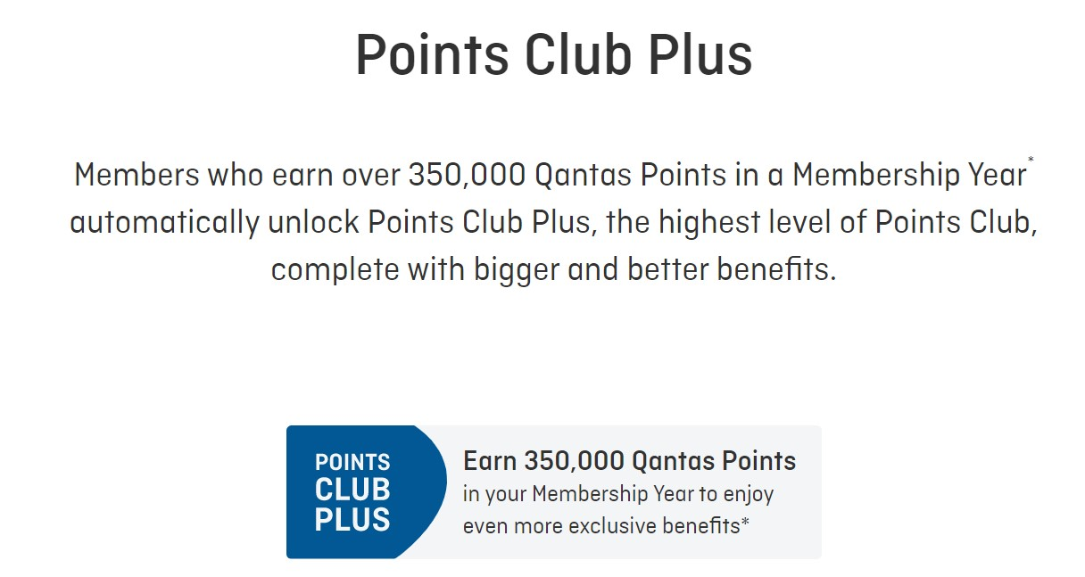 Points Club Plus