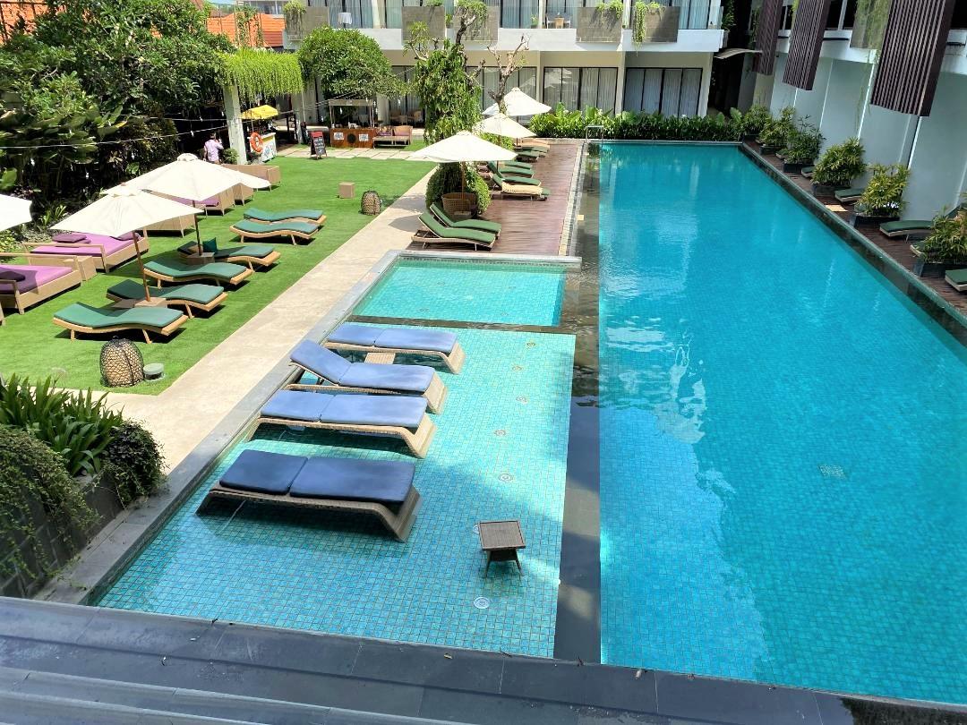 Pool, Four Points Bali, Seminyak