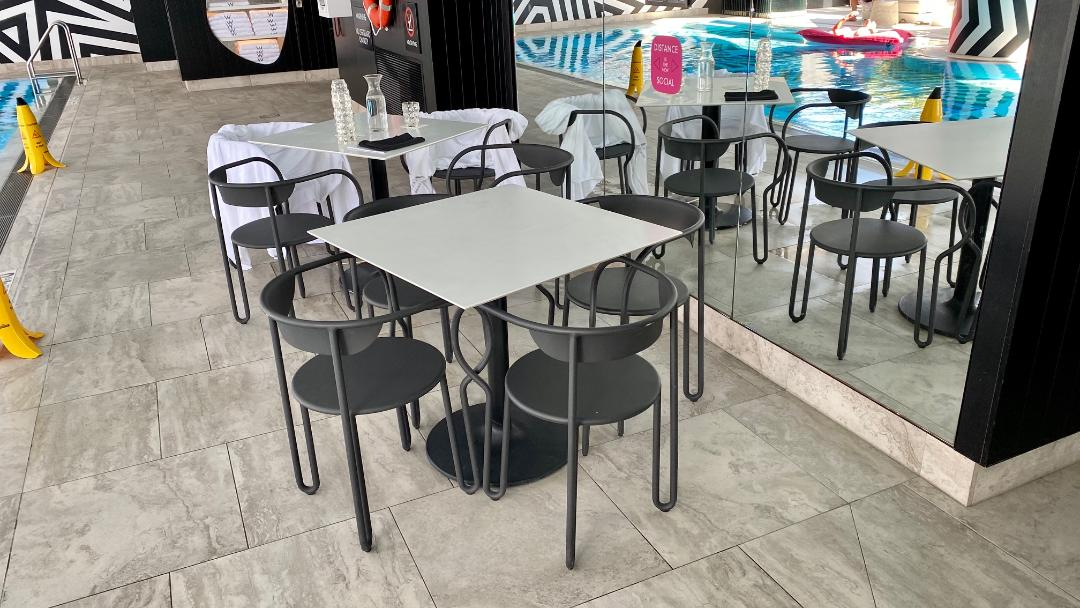 Poolside Furniture, W Brisbane