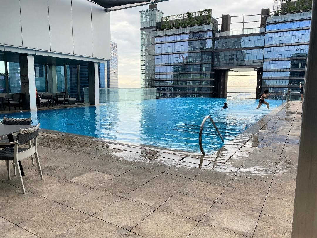 Pool, The Westin Singapore