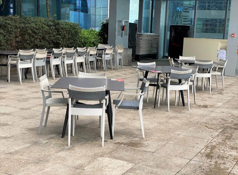 Outdoor Furniture, The Westin Singapore