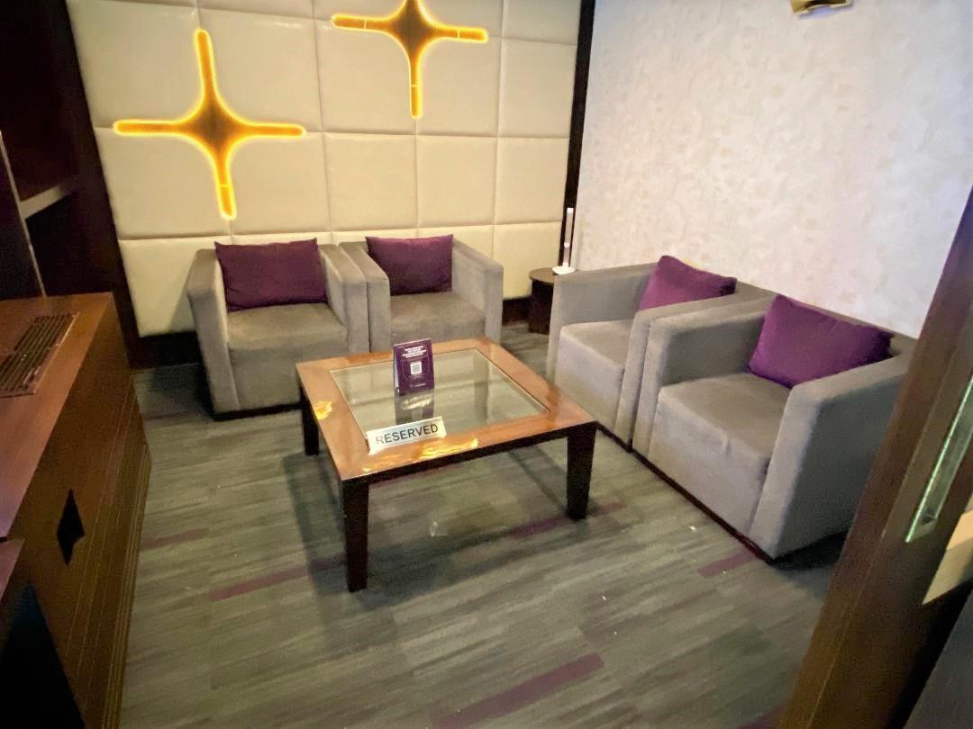 Air Vistara Private Room, Delhi Airport