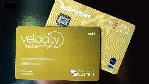 Velocity & Qantas Cards