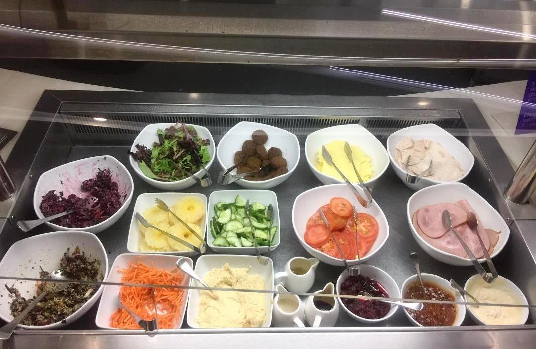 Salad & Cold Cuts